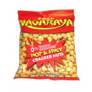 Cracker Nuts - Hot & Spicy Flavour - NAGARAYA
