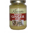 Minced Ginger Paste 210g - KHANUM
