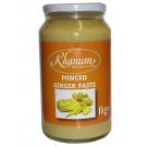 Minced Ginger Paste 1kg - KHANUM
