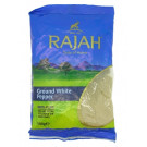 Ground White Pepper 100g - RAJAH