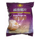 Vietnamese Prawn Crackers 1kg (uncooked) - GOLD PLUM