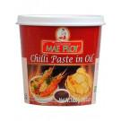 Chilli Paste in Oil 12x1kg - MAE PLOY