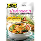 Country Style Red Curry Paste - LOBO