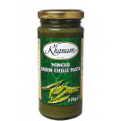 Minced Green Chilli Paste - KHANUM
