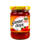 Red Chilli Paste (Sambal Oelek) - PANTAI