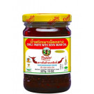 Chilli Paste with Soya Bean Oil (Medium Hot) 227g - PANTAI