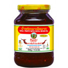 Chilli Paste with Soya Bean Oil (Medium Hot) 500g - PANTAI
