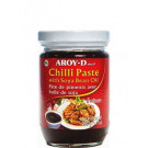 Chilli Paste with Soya Bean Oil 260g - AROY-D
