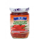 Pickled Red Chilli 227g – XO