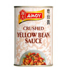 Crushed Yellow Bean Sauce (can) - AMOY