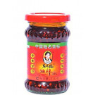 Chilli Oil with Peanut for Cooking/Dipping 210g - LAOGANMA