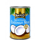 Rich & Creamy Coconut Milk - NATCO