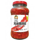 Pickled Chilli 750g - LAOGANMA