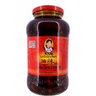 Chilli Oil with Peanut for Cooking/Dipping 730g - LAOGANMA