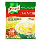 Crab & Corn Soup Mix - KNORR