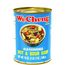 Old Fashioned Hot & Sour Soup - WU CHUNG