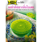 Thai Custard Mix (Pandan Flavour) - LOBO