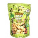 Rice & Coconut Crispy Roll – Pandan Flavour – COCO JAS