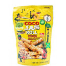 Rice & Coconut Crispy Roll – Durian Flavour – COCO JAS