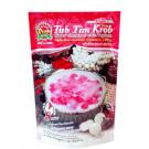 Tub Tim Krob (Water Chestnut with Tapioca) Dessert - MADAM PUM
