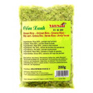 Green (Pandan Flavour) Rice Flakes - VIET NAM