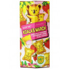 KOALA'S MARCH Strawberry Cream Biscuit Snack - LOTTE