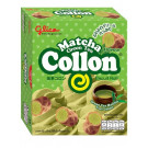Collon Biscuit Roll – Matcha Green Tea Flavour – GLICO ***CLEARANCE (best before: 24/01/21)***