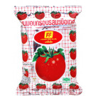 Tomato-flavoured Cracker Snack - FASHION FOOD