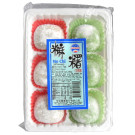 Mochi (Japanese Rice Cake) – Green Tea & Red Bean – SUN WAVE