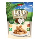 Crispy Rice Roll (Thong Muan) – Coconut Flavour – COCO