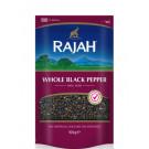 Whole Black Pepper 100g - RAJAH