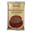 Brown Lentils 500g - NATCO