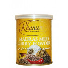 Madras Mild Curry Powder 100g (tin) - KHANUM