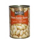 White Kidney Beans in Salted Water - NATCO
