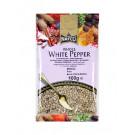 Whole White Pepper 100g (refill) - NATCO