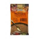 Ground Nutmeg 50g (refill) - NATCO