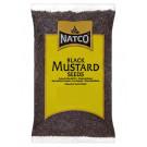 Black Mustard Seeds 400g - NATCO