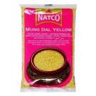 Mung Dal (yellow) 500g - NATCO