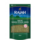 Whole Fennel Seeds 85g Stand-up Pouch - RAJAH