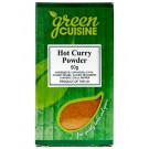 Hot Curry Powder 50g - GREEN CUISINE
