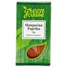 Hungarian Paprika 35g - GREEN CUISINE