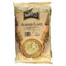 Almond Flakes 1kg - NATCO