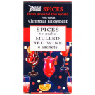 Mulled Red Wine Spices (4 sachets) - GREEN CUISINE