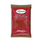 Extra-Hot Chilli Powder 100g - KHANUM