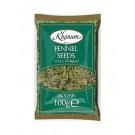 Fennel Seeds 100g - KHANUM