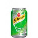 Cream Soda 330ml - SCHWEPPES