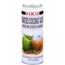 Roasted Coconut Juice 520ml - FOCO