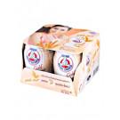 BEAR BRAND Sterilized Milk – White Malt 4x140ml – NESTLE
