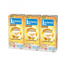 GOLD SERIES Sweetened Soy Milk – Hi-CALCIUM with GINSENG 3x180ml - LACTASOY