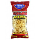 Chicharon (Fried Pork Rind) - Original Flavour - PINOY'S CHOICE